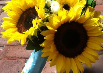 """Sunflowers"" bouquet"