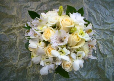 """White Mix"" bouquet"