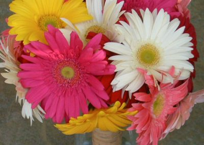 """Happy Gerbers"" bouquet"