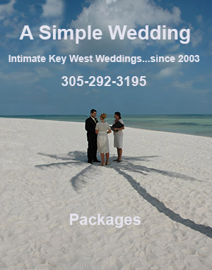 Key West Weddings Should Be Simple Special And Stress Free We Are A Husband Wife Team Offering Intimate Affordable Wedding Packages